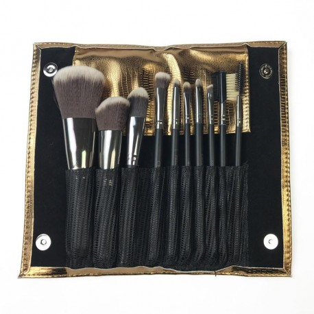 Infinity Professional 10-Piece Make-up Brush Set