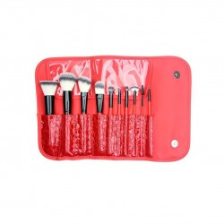 Deluxe Syntho 10-Piece Brush Set