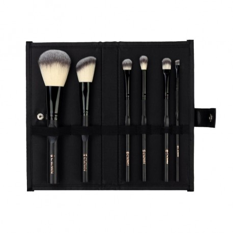 6-Piece Essentials Professional Make-up Brushes