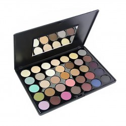 Back to Basic 35-Color Eye Shadow Palette
