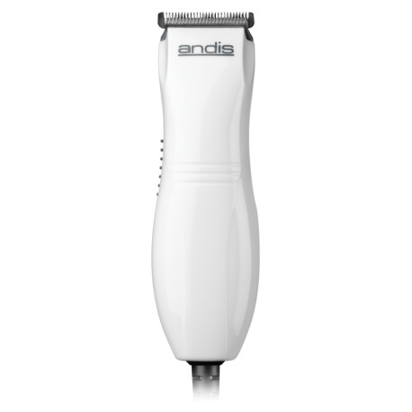 Andis Charm Clipper / Trimmer (white)